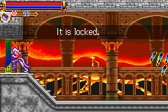 Castlevania - Harmony of Dissonance - FAIL - User Screenshot