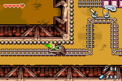 Legend of Zelda, The - The Minish Cap - waaaah. - User Screenshot