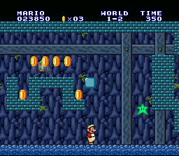 Super Mario All-Stars - Whair In The World Did I Find That? - User Screenshot