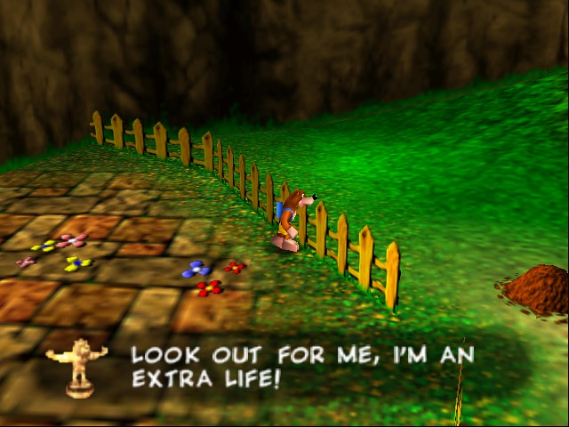 Banjo-Kazooie - The Life Talks! - User Screenshot
