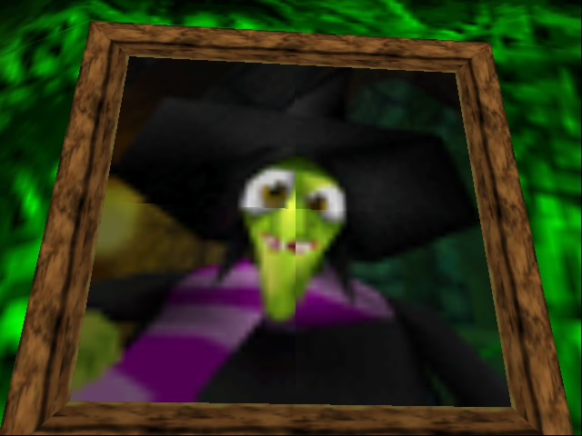 Banjo-Kazooie - Who the F**k is that B**ch? lol - User Screenshot