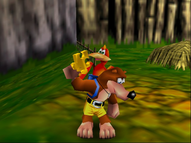 Banjo-Kazooie - Fine... take it... - User Screenshot