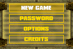 Incredibles, The - Rise of the Underminer - Menus Title Screen -  - User Screenshot