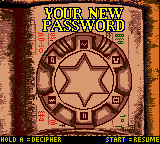Mummy Returns - Misc Password - Seriously, this is your password. - User Screenshot