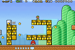 Super Mario Advance 4 - Level 1-3 -  - User Screenshot