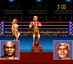 George Foreman K.O. Boxing - Level 2 -  - User Screenshot