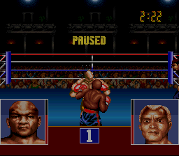 George Foreman K.O. Boxing - Level 2 - BOOM, HEAD SHOT!! - User Screenshot