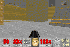 Doom II - that tower wasnt their either - User Screenshot