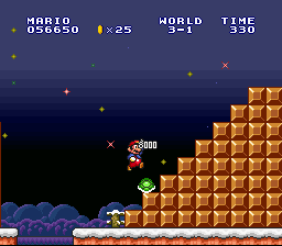 Super Mario All-Stars - the turtle tip!!! - User Screenshot
