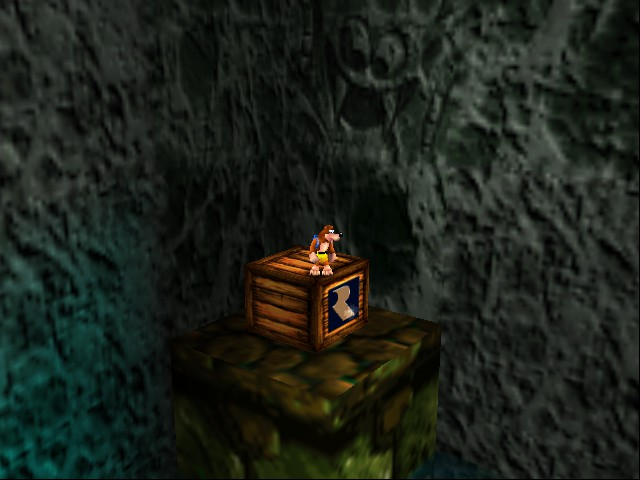 Banjo-Kazooie - rare :D - User Screenshot