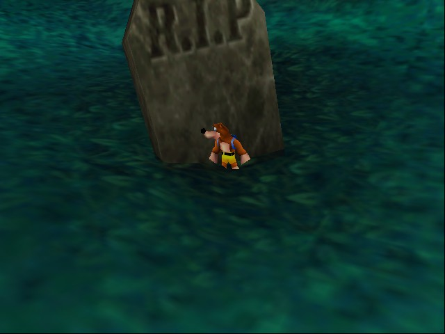 Banjo-Kazooie - RIP - User Screenshot