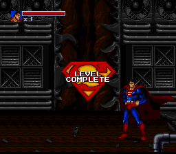 Death and Return of Superman, The -  - User Screenshot