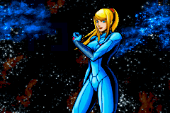 Metroid - Zero Mission - :) - User Screenshot