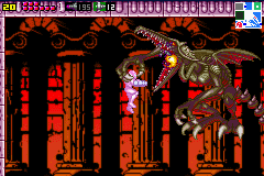 Metroid - Zero Mission - AH GOD WHEN DID YOU BRUSH YOUR TEETH LAST!?!? - User Screenshot