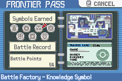 Pokemon Emerald - Character Profile  - My proud collection! - User Screenshot