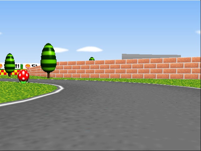 Mario Kart 64 - Gameover  -  - User Screenshot