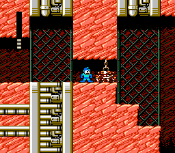 Mega Man Ultra - Shoot it - User Screenshot