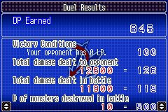 Yu-Gi-Oh! GX - Duel Academy - can u beat this? - User Screenshot