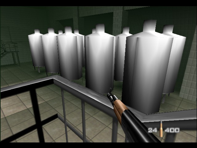 GoldenEye 007 - Spot the Alec! - User Screenshot