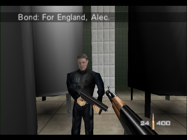 GoldenEye 007 - No, for me. - User Screenshot