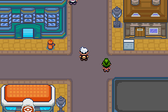 Pokemon Burning Ruby - Misc GRAPHICS - The graphics are amazing!! - User Screenshot