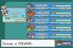 my team before giovanni