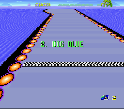 F-ZERO - Big Blue - User Screenshot