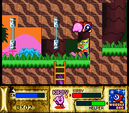 Kirby Super Star - Glitchasaurus Rex :/ - User Screenshot