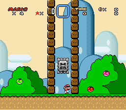 Kaizo Mario World - crud.... - User Screenshot