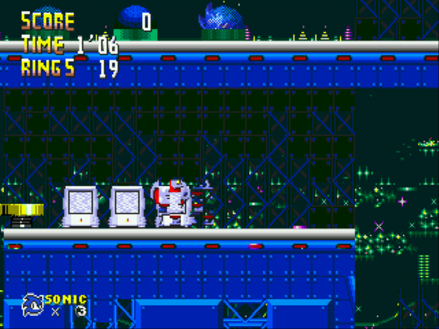 Sonic 1 - Revelation - MAIJOR bugs! - User Screenshot