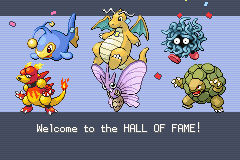 Pokemon Fire Red Omega - Champions - User Screenshot
