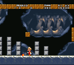 New Retro Mario Bros - when I shoot fire i get mad - User Screenshot