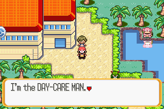 Pokemon Naranja (v2) - youre a man?! - User Screenshot