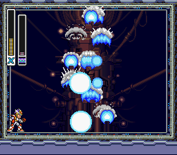 Mega Man X2 - Ska-doosh!  - User Screenshot