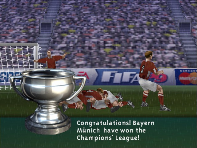 FIFA 99 -  - User Screenshot