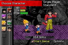 Dragon Ball GT - Transformation - All 3 Gokuz!!!! - User Screenshot