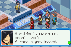 Megaman Battle Network 6 Cybeast Falzar - noooooooo way!!!!! - User Screenshot