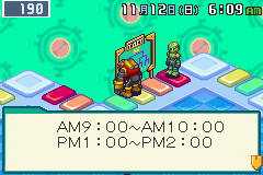 Rockman EXE 4.5 - Real Operation - sigh - - - User Screenshot