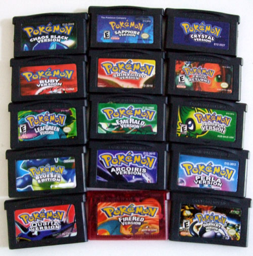 descargar pokemon shiny gold gba