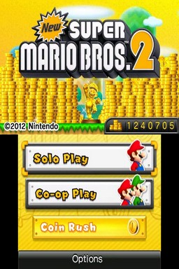 Nintendo 3ds Xl New Super Mario Bros 2 Gold Edition Bundle 3ds