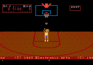 Play <b>One-on-One Basketball</b> Online