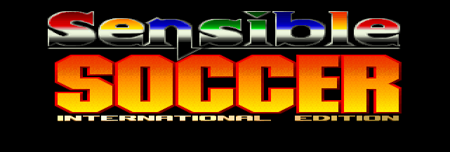 Play <b>International Sensible Soccer</b> Online