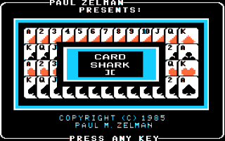 Card Shark II
