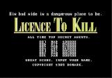007 - License to Kill