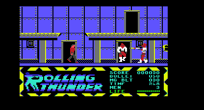 Play Hunchback Online C64 Game Rom - Commodore 64 Emulation