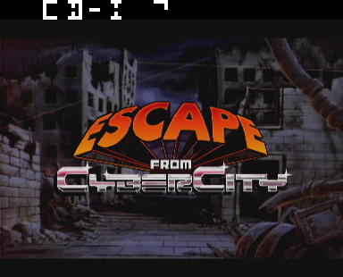 Play <b>Escape from CyberCity</b> Online