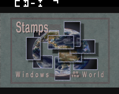 Play <b>Stamps - Windows on the World</b> Online
