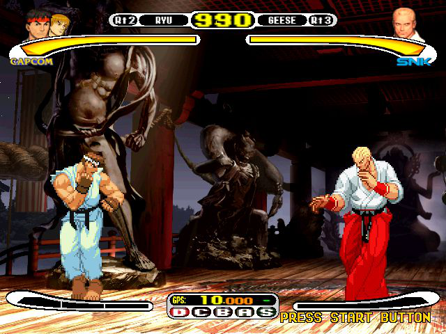 Capcom vs. SNK