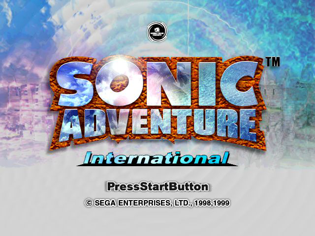 Sonic Adventure International