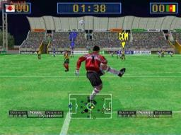 Virtua Striker 2 Screenshot 1